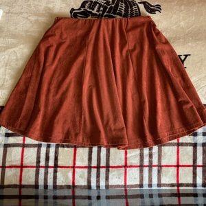 Brand new skirt from GARAGE